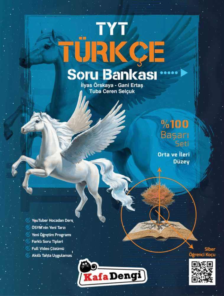 kafa dengi tyt türkçe soru bankası