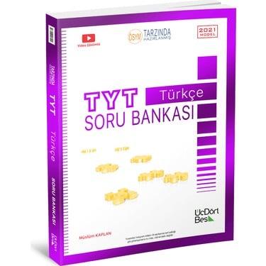 üç dört beş tyt türkçe soru bankası