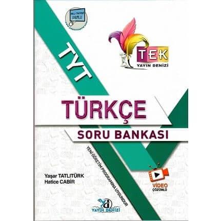 tek yayınları tyt türkçe soru bankası