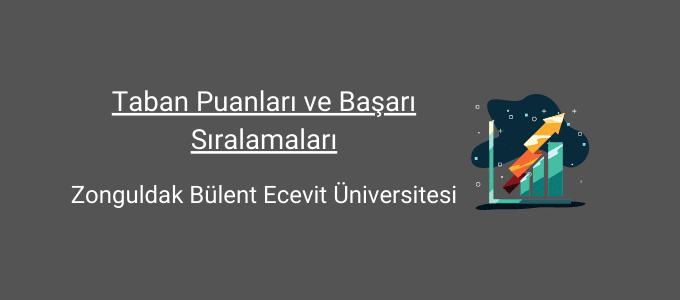 bülent ecevit üniversitesi taban puanları