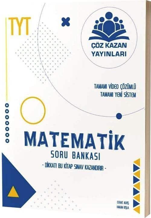 çözkazan yayınları tyt matematik soru bankası
