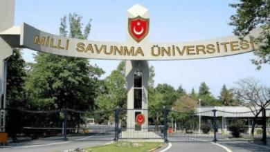 milli savunma üniversitesi