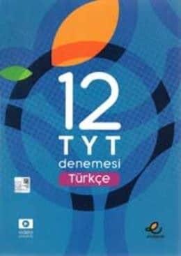 endemik yayınları 12li TYT Türkçe denemesi