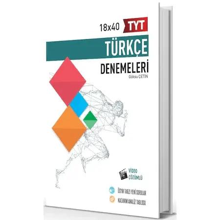 hız ve renk yayınları 18x40 TY Türkçe denemeleri